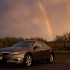 At the end of the rainbow…