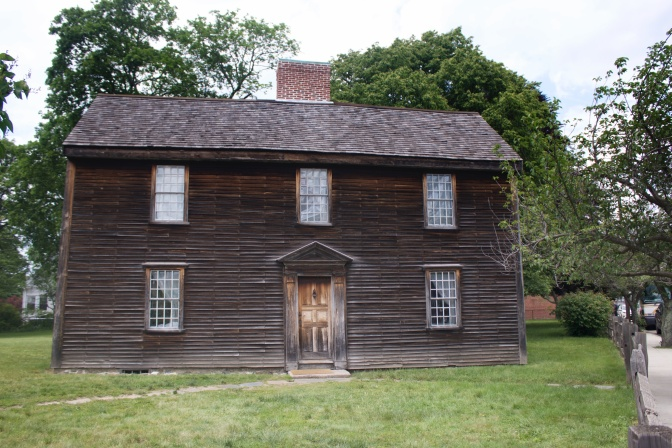 House that is birthplace of John Adams.