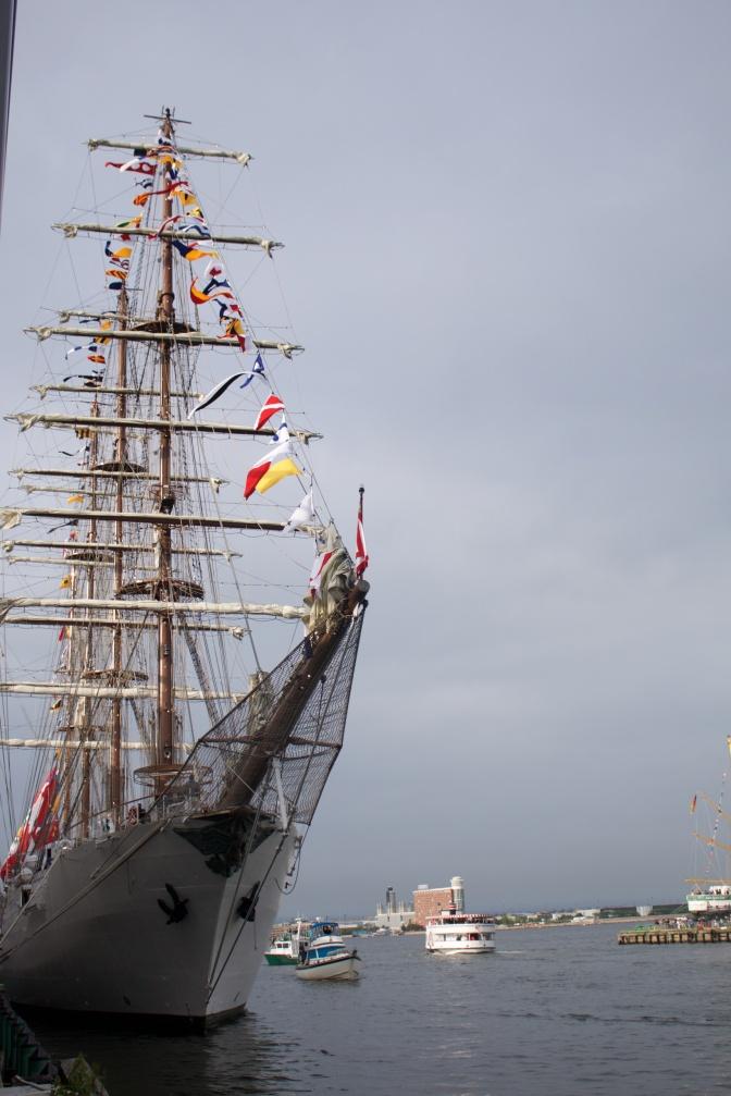 Peruvian vessel Union.