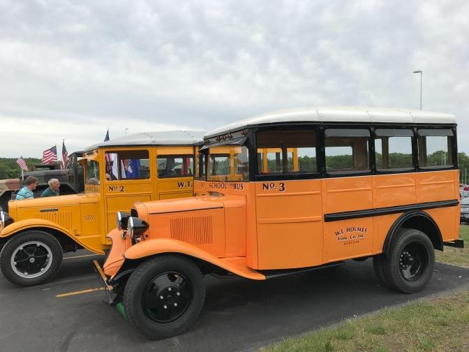 1930s school buses.