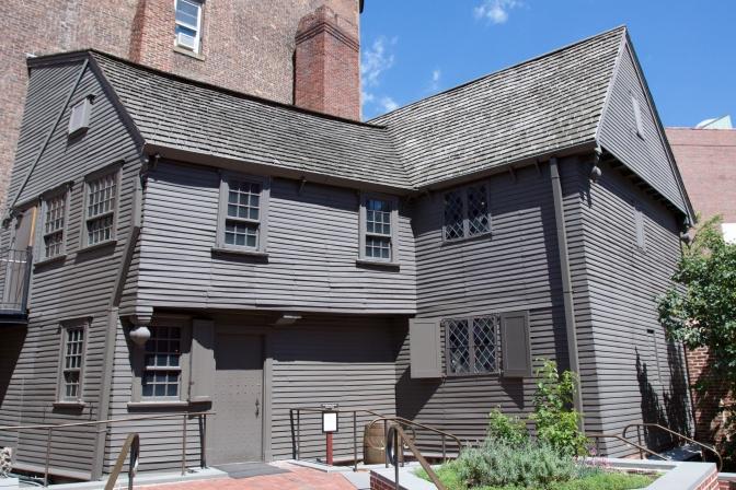 Paul Revere's House.