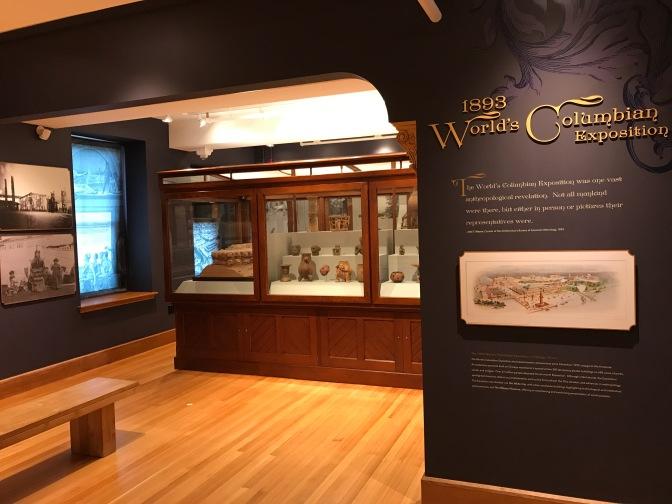 Exhibit on the World's Columbian Exposition.