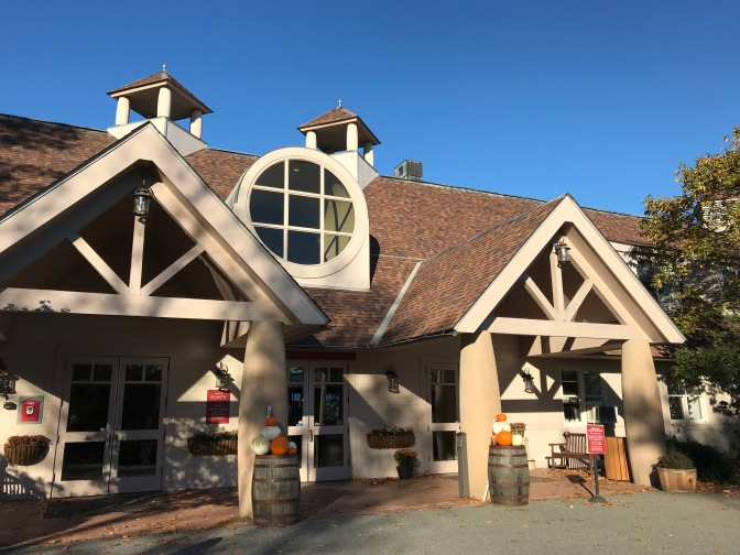 Plimoth Plantation Visitor Center