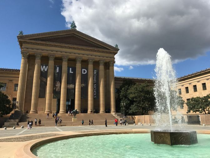 Philadelphia Art Museum.