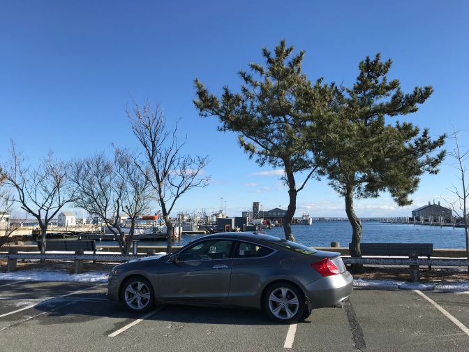2012 Honda Accord in Provincetown, MA.