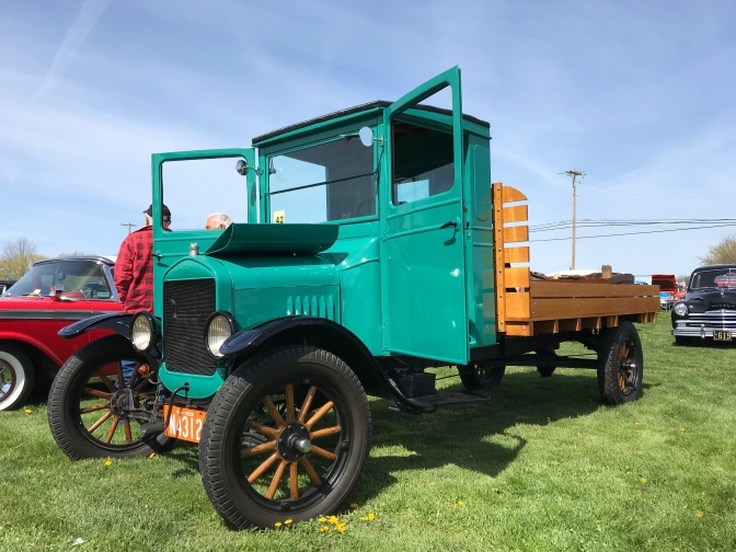 1926 Ford pickup.