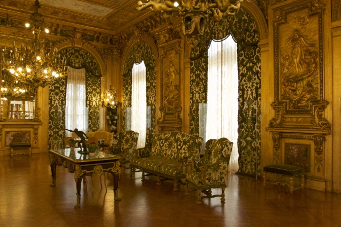 The Gilded Room.