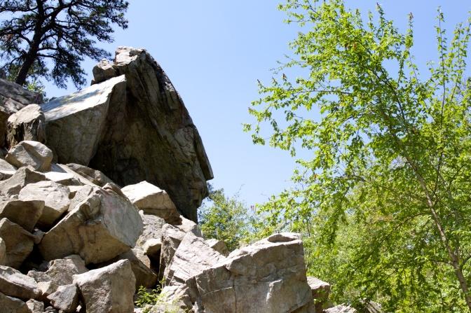 Profile Rock.