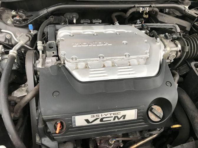 Honda Accord V6 engine.