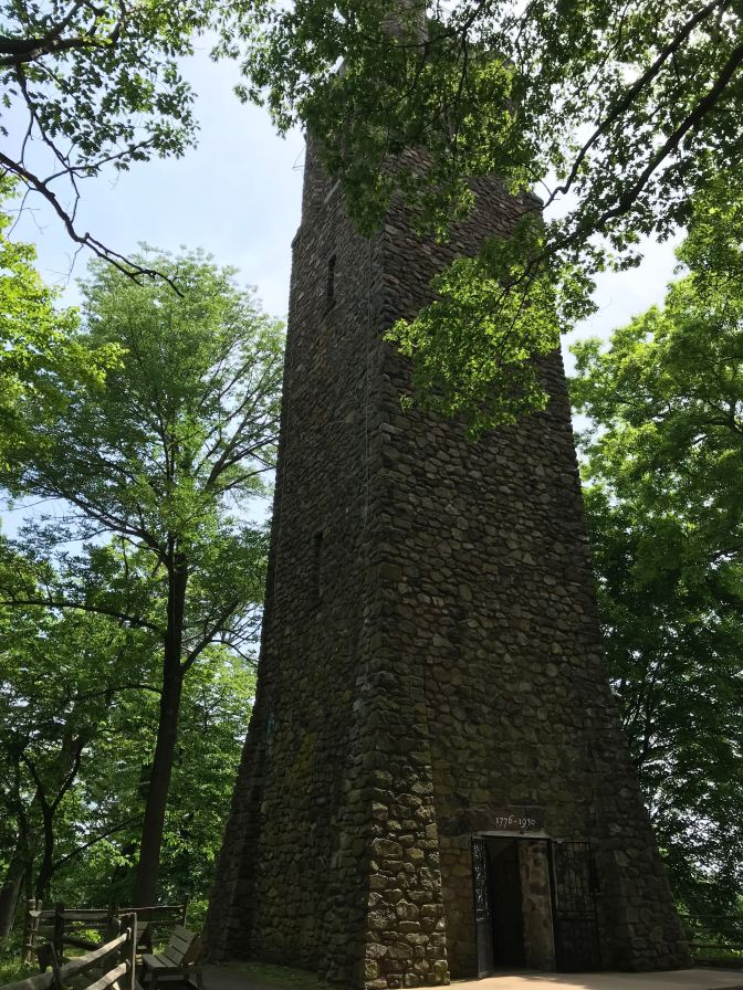 Bowman's Hill Tower.