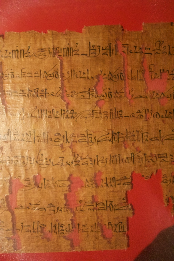 Judicial Papyrus of Turin.