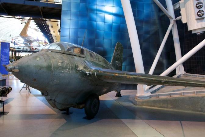 Messerschmidt Me-163.