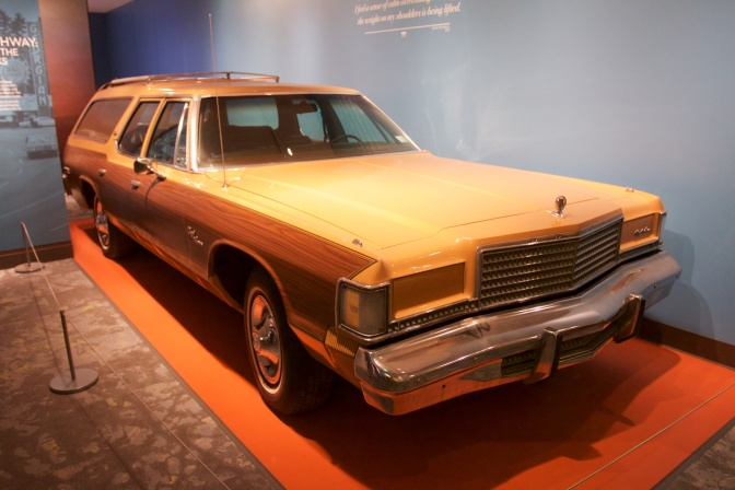 Dodge Royal Monaco station wagon.