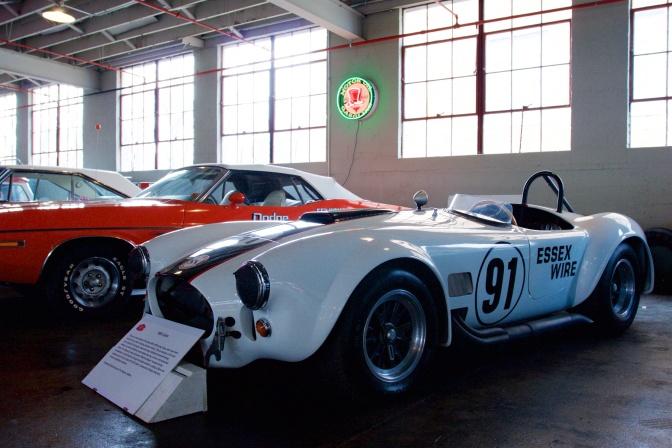 1965 AC Cobra.