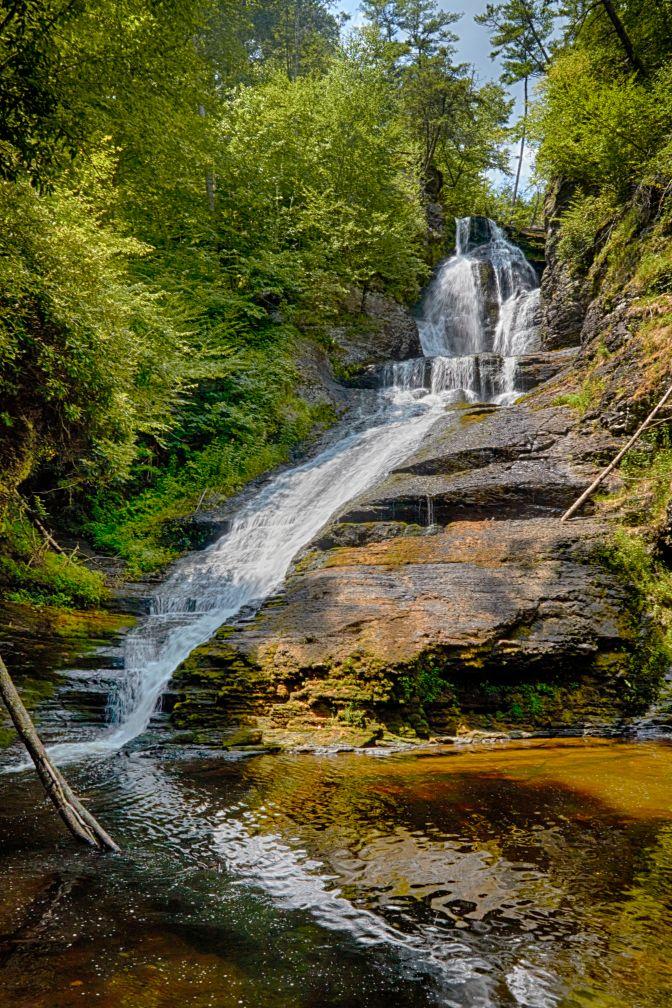 Dingmans Falls.