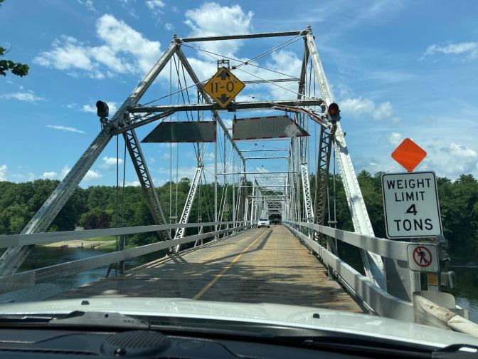 Dingman's Ferry Bridge.