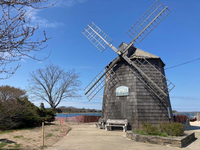 Sag Harbor Windmill.