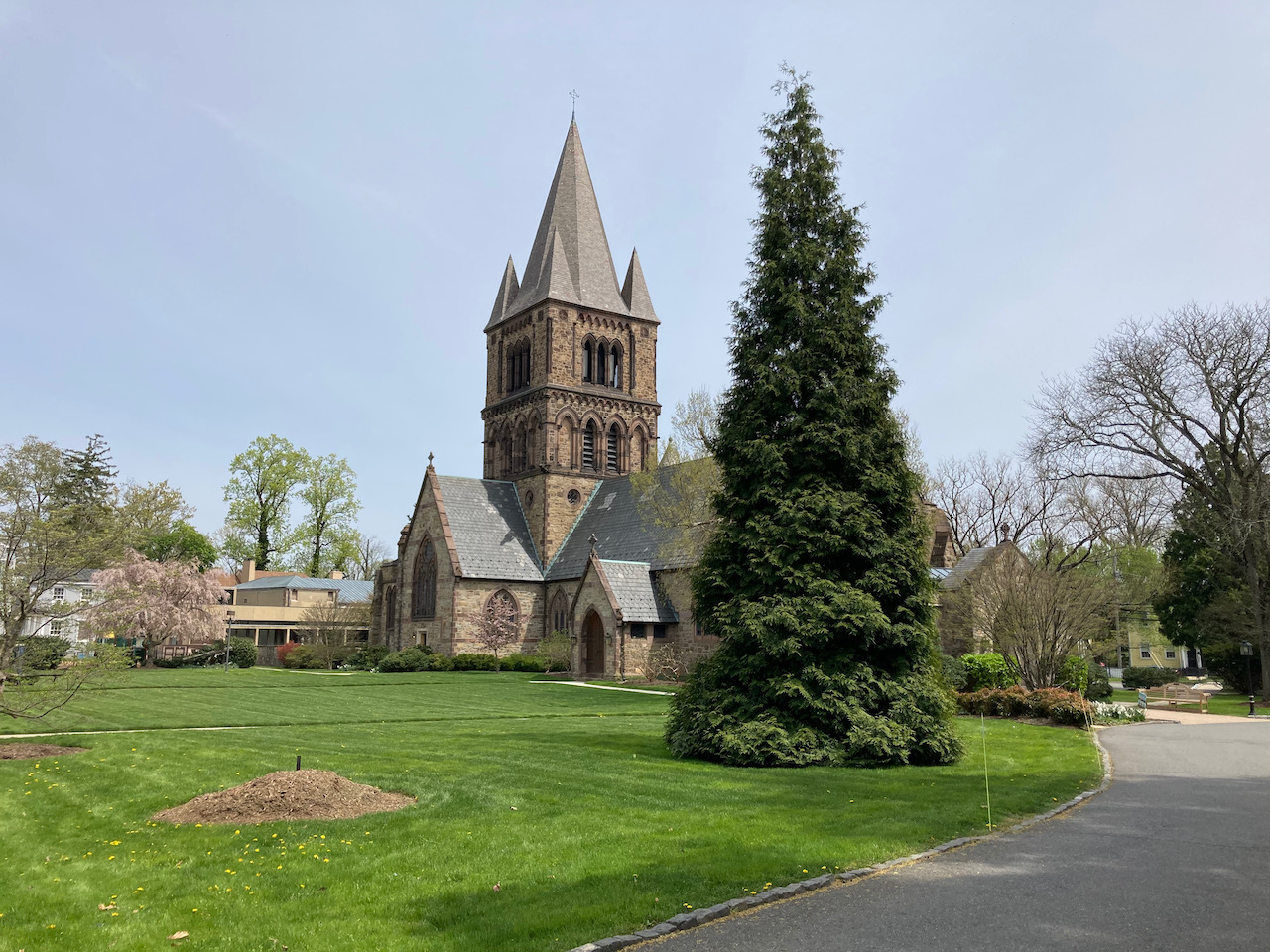 Trinity Church in Princeton.