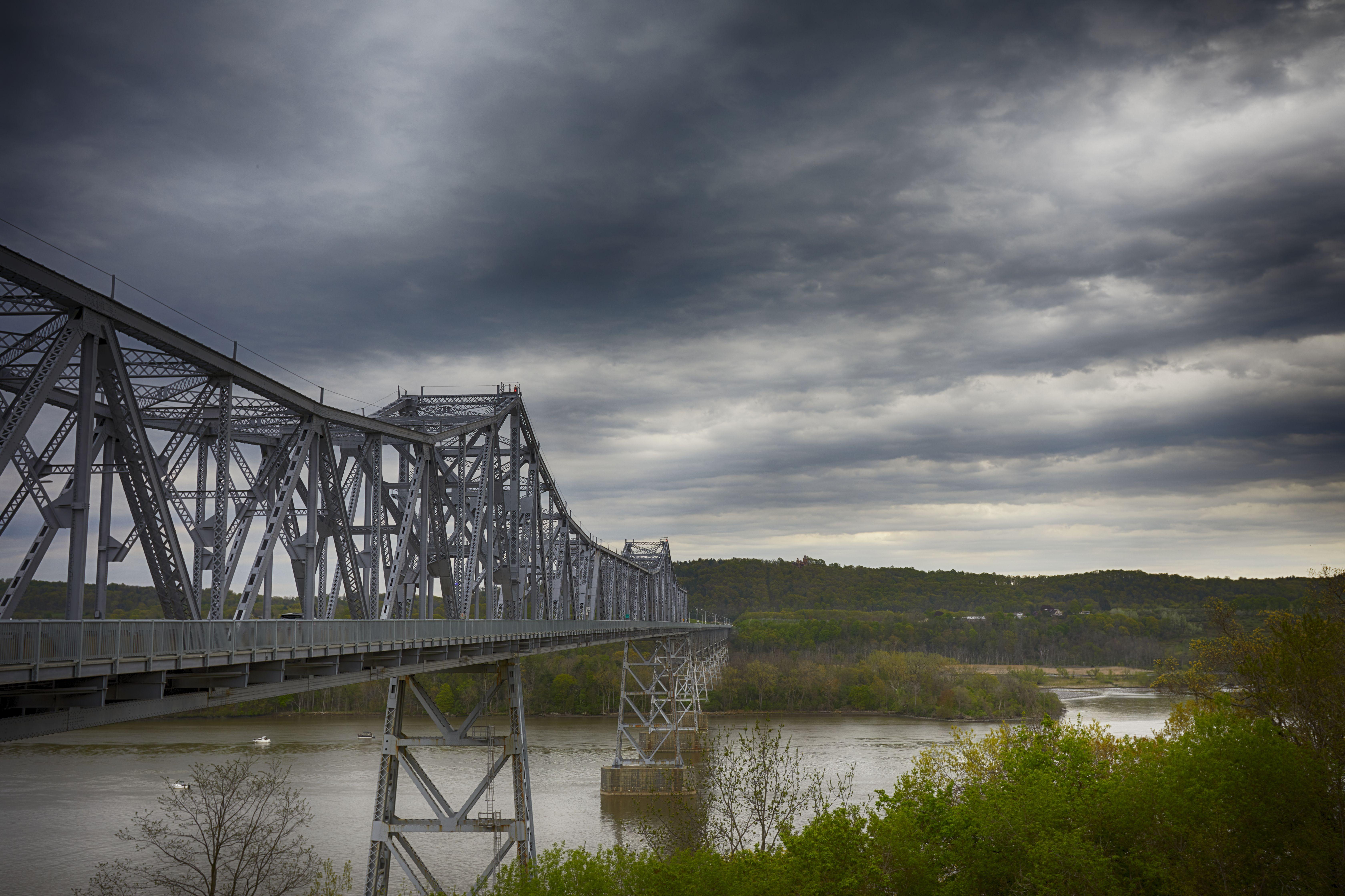 Rip Van Winkle Bridge.