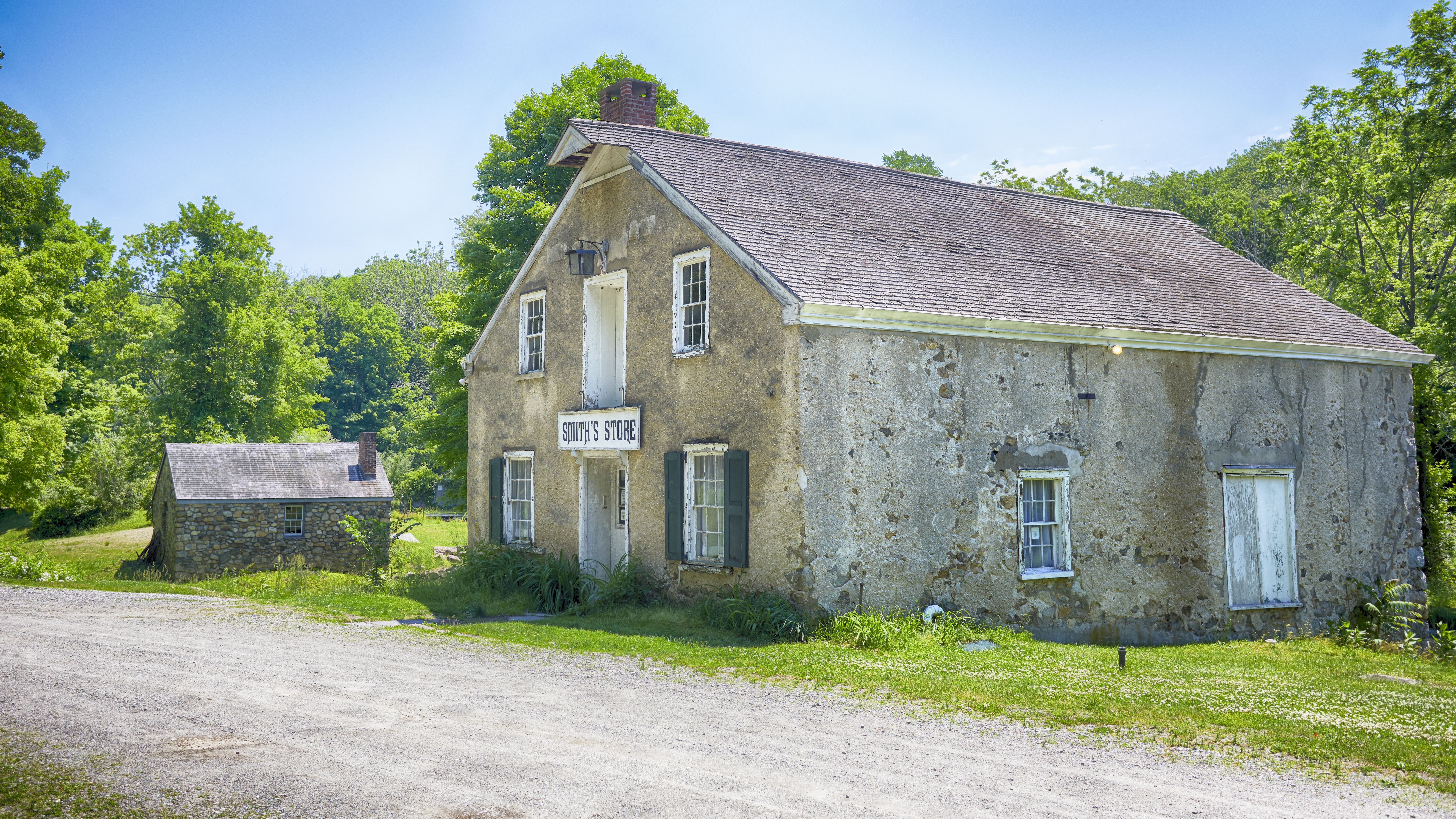 Exterior of General Store.
