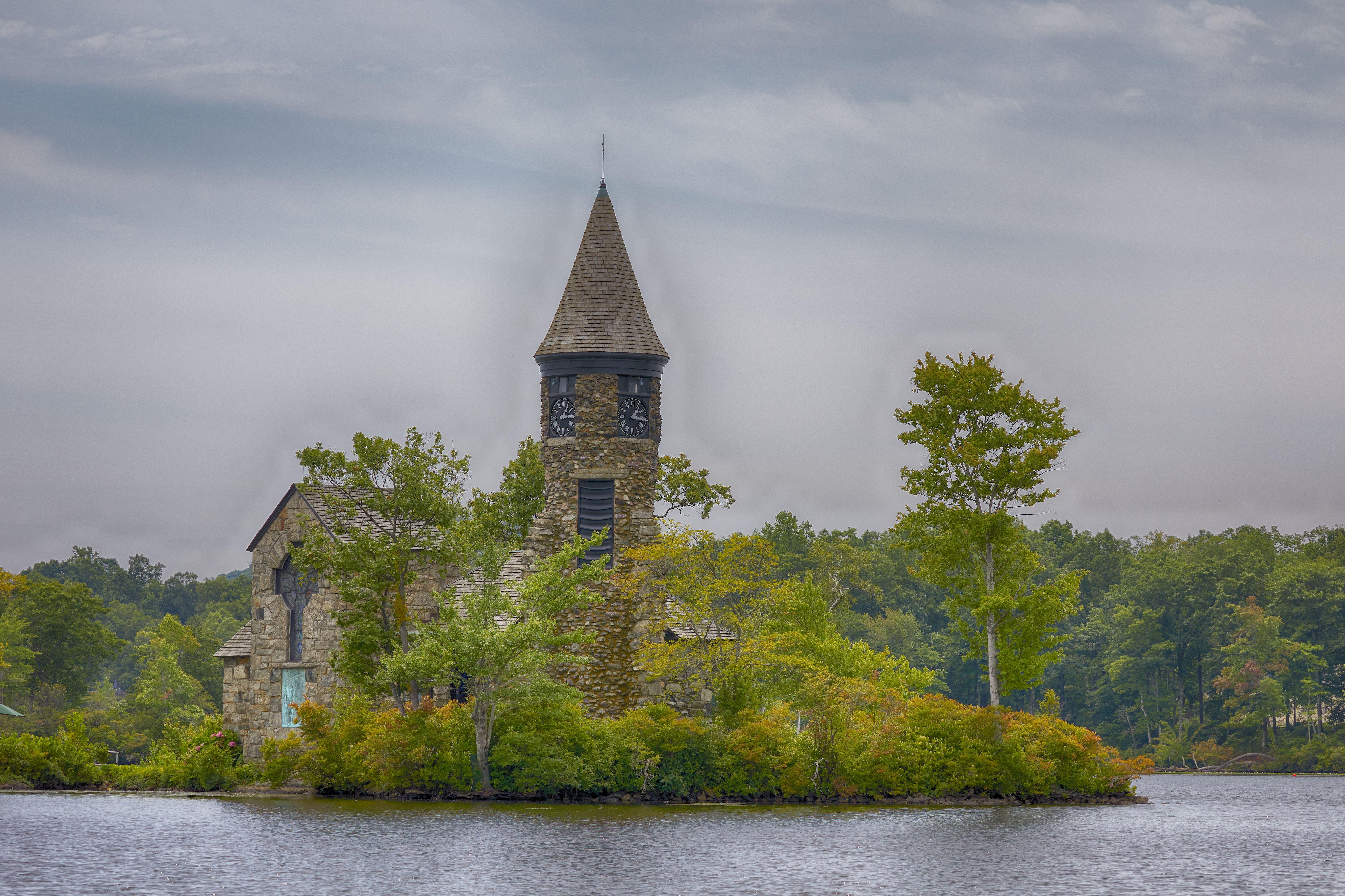 St. Hubert's Chapel.