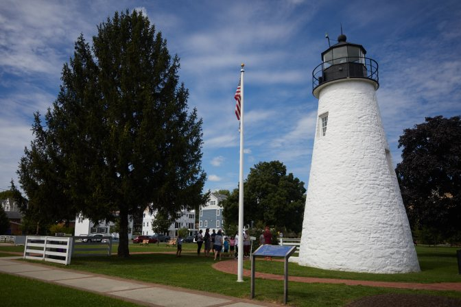 Concord Point Lighthouse.