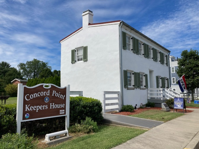 Concord Point Keepers House.