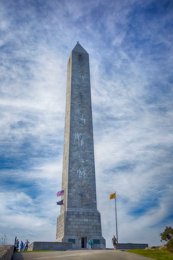 High Point Monument.